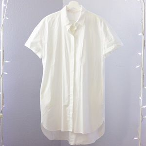 Zara Pocket Shirt Dress